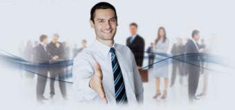 Пошук бізнес-партнера